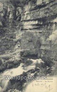 Vallorbe La Source Swizerland 1914
