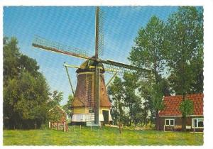 Windmill , 50-70s ; Moulin a Vent , Nertherlands #3
