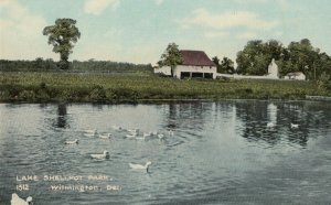 WILMINGTON, Delaware, 1900-10s ; Lake Shellpot Park