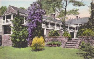 Virginia Charlottesville Farmington Country Club Old Quarters Albertype sk4888