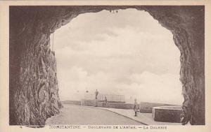 Boulevard De L'Abime, La Galerie, Constantine, Algeria, Africa, 1900-1910s