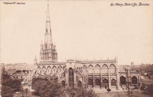 St. Mary Redcliffe, Bristol, England, UK, 1900-1910s