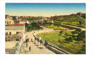 First View of Jerusalem , Israel, 00-10s