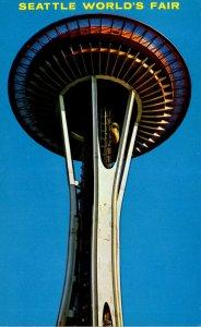 Washington Seattle World's Fair The Eye Of The Needle