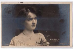 RPPC, Miss Evelyn Bond