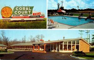 North Carolina Rocky Mount Coral Court