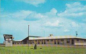 Kansas Marysville Thunderbird Motel
