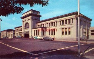 UNION STATION, PROVIDENCE, RI. New York, New Haven & Hartford R.R.