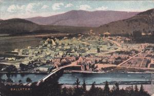 BALLATER, Aberdeenshire, Scotland, United Kingdom; Bird's Eye View, PU-1904