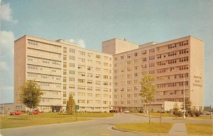Military Post Card Martin Army Hospital at Fort Benning Georgia, USA Unused