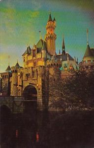 Sleeping Beauty Castle Disneyland 1968