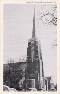Edenton Saint Methodist Church Raleight North Carolina