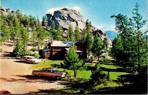 Colorado Estes Park Meyer 3M Guest Ranch 1960