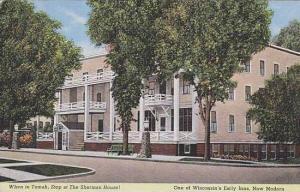 Wisconsin Tomah Sherman House