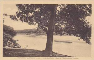 Bords De l'Adour, Parc De l'Etablissement Thermal, Préchacq-les-Bains (Lande...