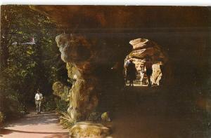 uk10511 zig zag cliff path folkestone uk