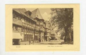 Altes Haus Marktstrasse 1, Goslar (Lower Saxony), Germany, 1900-1910s