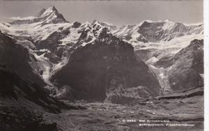 Switzerland Schreckhorn und Fieschernhoerner bei Grindelwald Photo