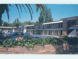 Unused Pre-1980 TRAVELODGE MOTEL San Jose California CA c0287