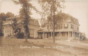 Pillsbury House Kezar Falls ME 1916 Missing Stamp