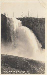 RP, EMPEROR FALLS, British Columbia, Canada, 1910s-20s