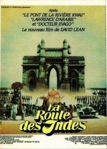 CPM AK La Route des Indes CINEMA FILM (780493)