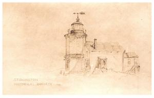 Connecticut  Stonington Historical Society , Lighthouse  ,