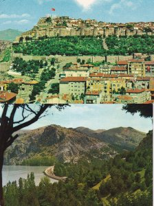 Ankara Turkey 2x Mountain View Postcard s