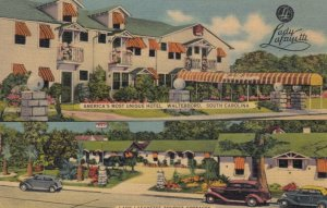 WALTERBORO , South Carolina , 1939 ; Lady Lafayette Tourist Cottages