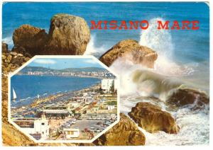 Italy, MISANO MARE, 1975 used Postcard