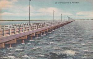 Florida St Petersburg The Gandy Bridge