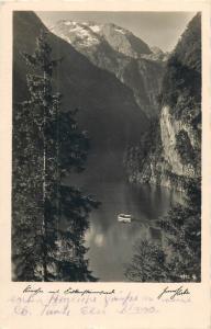 Germany Deutsche Heimatbilder 1930s photo postcard Landschaft