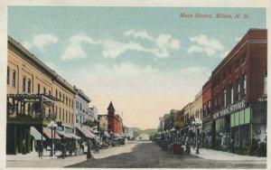MINOT , North Dakota , 1900-10s ; Main Street