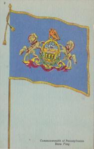 Pennsylvania Commonwealth Of Pennsylvania State Flag