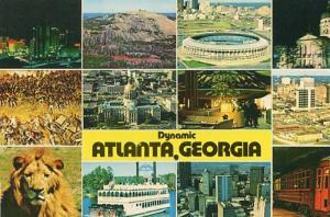 Dynamic Atlanta, Georgia