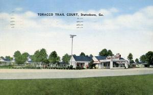 GA - Statesboro, Tobacco Trail Court