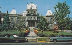 Court house , SHERBROOKE , Quebec , Canada , PU-1971