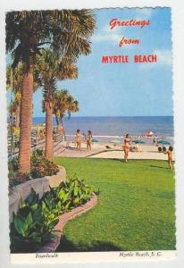 Boardwalk, Myrtle Beach, South Carolina, 60-70s