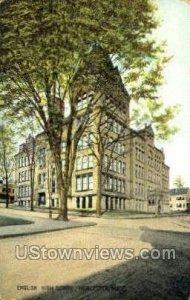 English High School - Worcester, Massachusetts MA