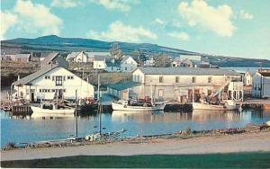 LaGaspesie Anse a Beaufils Fishing BoatsQC Quebec C