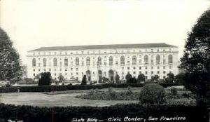Real photo, State Bldg.