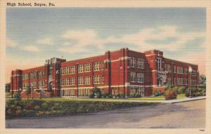 SAYCE, Pennsylvania; High School, 30-40s