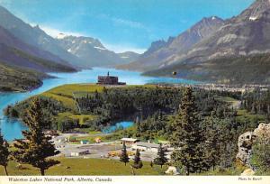 Waterton Lake National Park - Alberta, Canada
