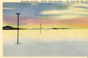 UT - Bonneville Salt Flats