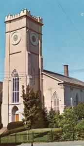 MA - Lowell, All Souls Episcopal Church