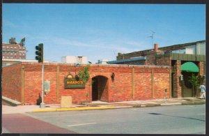 Missouri Harpo's A Favorite Meeting Place COLUMBIA Restaurant Chrome 1950s-1970s