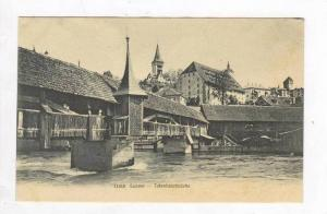 Totentanzbrucke, Luzern, Switzerland, 1900-1910s