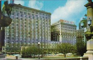 The Congress Hotel And Annex Chicago Illinois