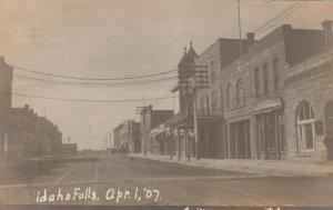 RP: IDAHO FALLS , Idaho , 00-10s : Main Street