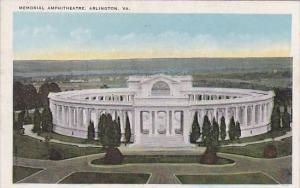 Memorial Amphitheatre Arlington Virginia
